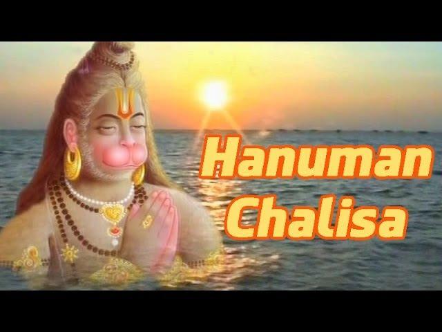 Hanuman Jayanti Special - Hanuman Chalisa | Full Video Song By Nitin Dewaka