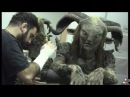 Pan's Labyrinth make-up. El Laberinto del Fauno.