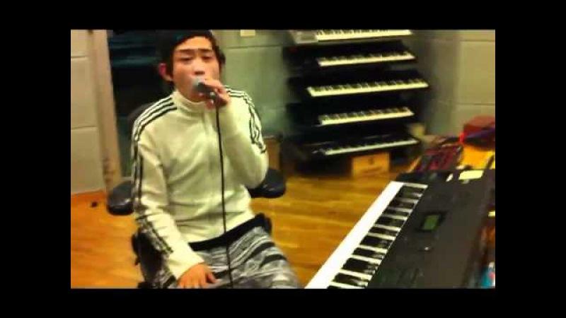 N-Train - Kim Sang Woo - The Lazy Song