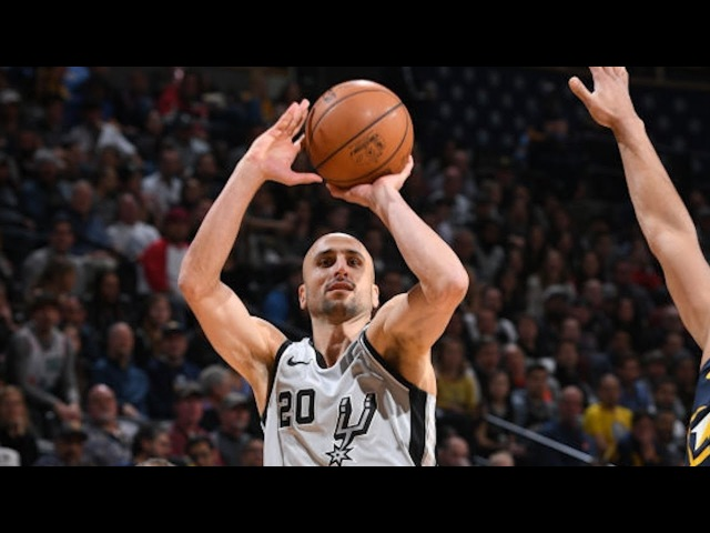 San Antonio Spurs vs Denver Nuggets - Full Game Highlights | February 12, 2018 | 2017-18 NBA Season