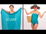 Super Cool Clothing Revamps and More Life Hacks by Blossom