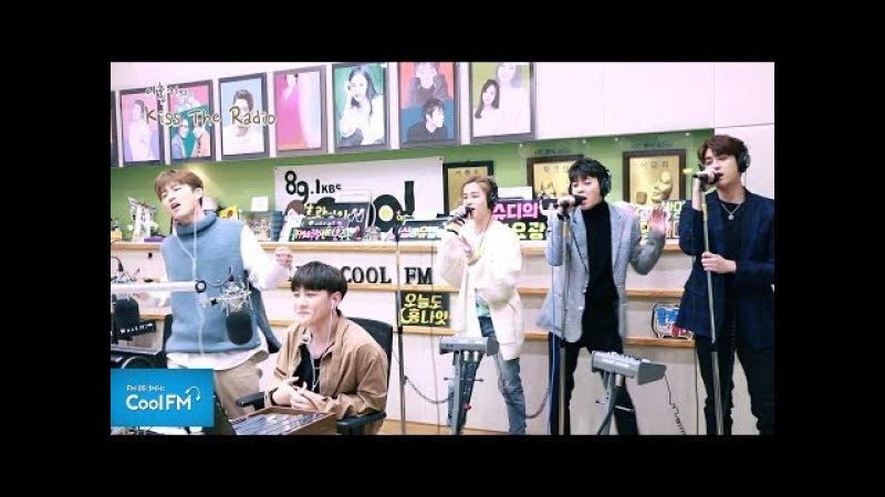 아이콘 진환50980;형52268;우(feat. B.I) 어젯밤이야기(원곡: 소방차) 노래방 라이브 /180219[이