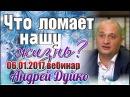 Что ломает нашу жизнь Вебинар Андрея Дуйко школа Кайлас