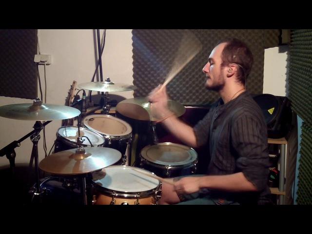 Ricky Martin - Livin' la Vida Loca (Drum Cover by Alex Popescu)