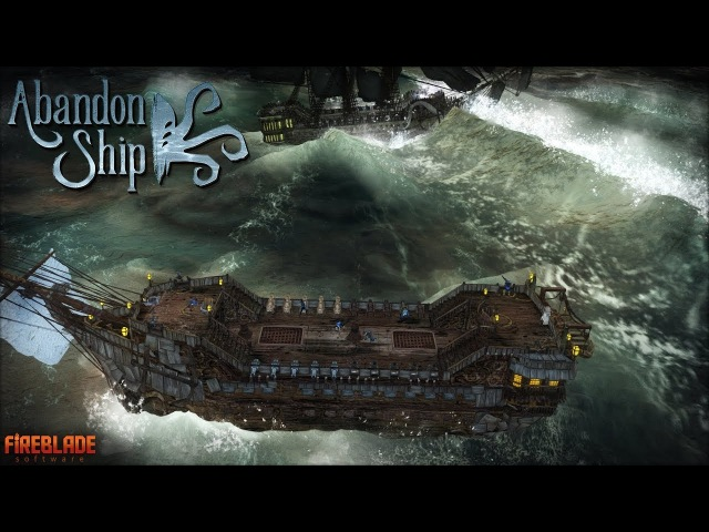 Abandon Ship: Early Access Launch Trailer