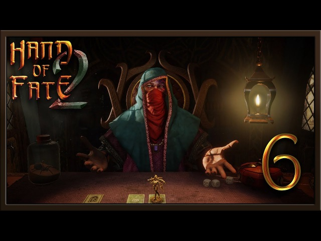 Hand of Fate 2 ★ 6: Иерофант