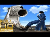 Edward Elric vs Roy Mustang Full Fight Eng Dub