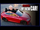 I got a Tesla for Christmas Unboxing