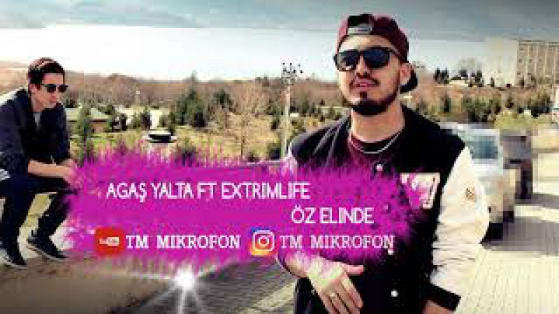 Agaş Yalta Ft Extrimlife Öz elinde AUDIO