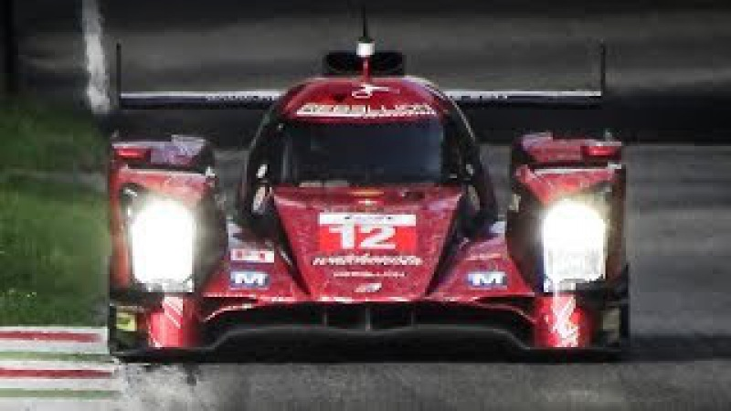 Rebellion R-One LMP1 In Action - Accelerations, Fly Bys Downshifts!