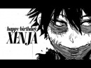Dabi quirk everything 000000 [hbd xenja]