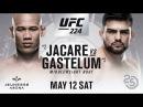 JACARE vs GASTELUM (UFC 224)