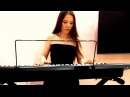 Alizee - Moi Lolita (acoustic piano/ Сover by Олунённая).