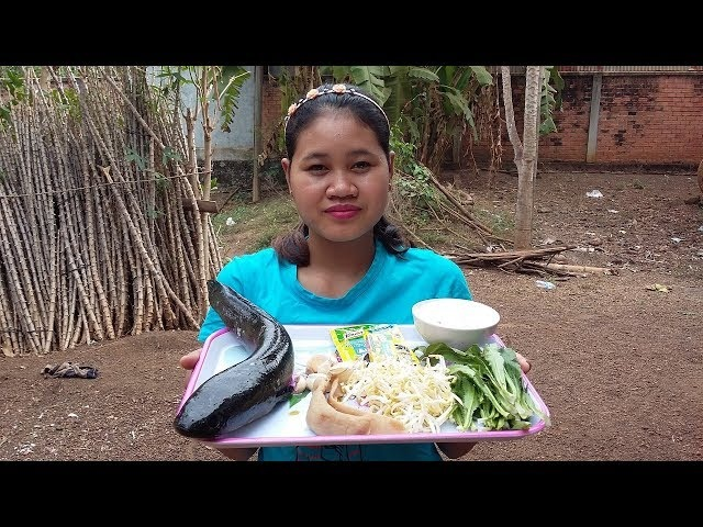 Awesome Cooking Fish Porridge Delicious Recipe - Cook Fish Recipes - Village Food Factory