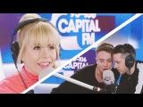 Paloma Faith &amp Sigala Get Pranked on Capital FM.