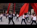 Hashem Melech - Flash Mob - Elliot Dvorin | Key Tov Orchestra - ה׳ מלך - פלאש מוב