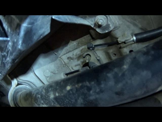 Замена Тросика Ручного Тормоза на Chevrolet Captiva! Test Drive Murman