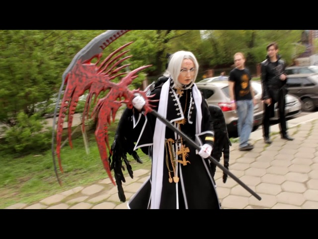 Abel Nightroad Trinity Blood at CosplayRush 15 17