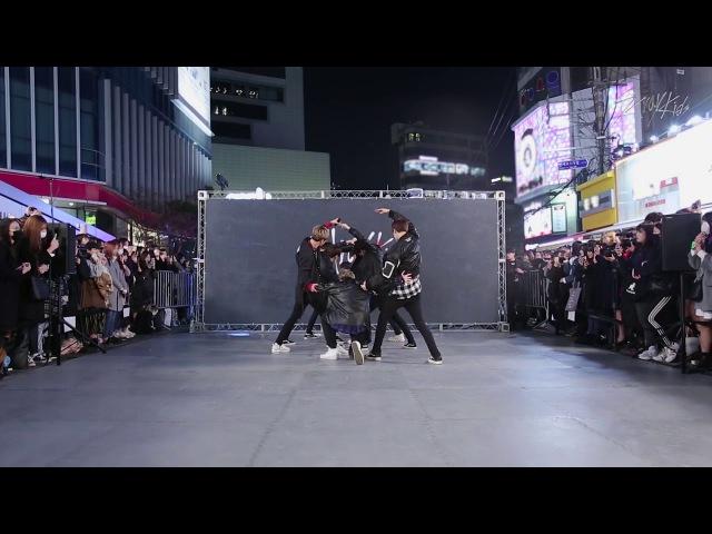 [NO EDIT HD] Stray Kids(스트레이 키즈) YAYAYA 버스킹 미션 (Full Cam Ver.) | STRAY KIDS - YAYAYA