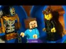 LEGO Ninjago ROBLOX и Лего Нубик Майнкрафт Мультики LEGO Minecraft - Видео Мультфильмы для Детей