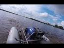 Плавающий всесезонный мотобуксировщик КОЙРА Страховочные баллоны