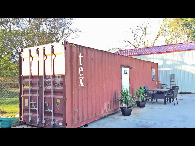 Container House in Texas FOR SALE