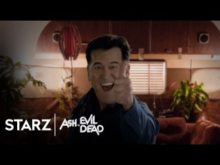 Ash vs Evil Dead | Who's Your Daddy?: Sex | STARZ