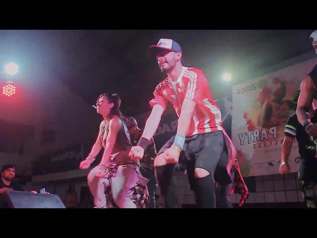 Zumba MI GENTE x BUMBUM TAM TAM Choreo FERNANDO CUENCA BUGAS PARTY MASTER CLASS BRAZIL