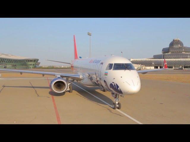 Buta Airways-in ilk təyyarəsi ilə tanış olun!