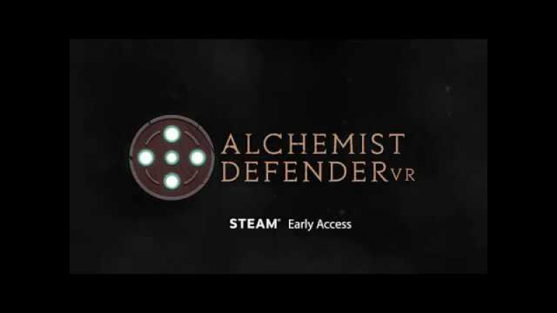 Alchemist Defender VR - Steam Game Trailer