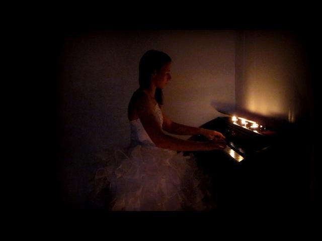 Мне не жаль (OST Бедная Настя) (piano cover by Ri)