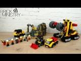 LEGO®CITY ● 60188 ● Зона горных экспертов