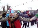 Село Балакино. Масленница-18.02.2018. Видео-2