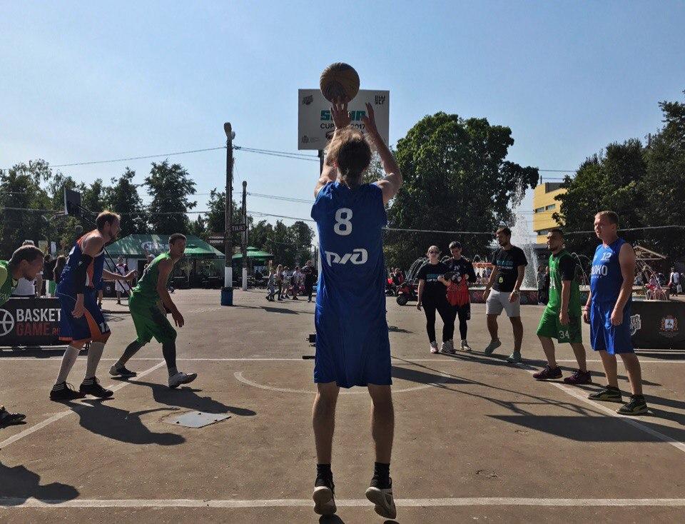 SIBUR CUP 3х3 завершил стритбольный сезон в регионе