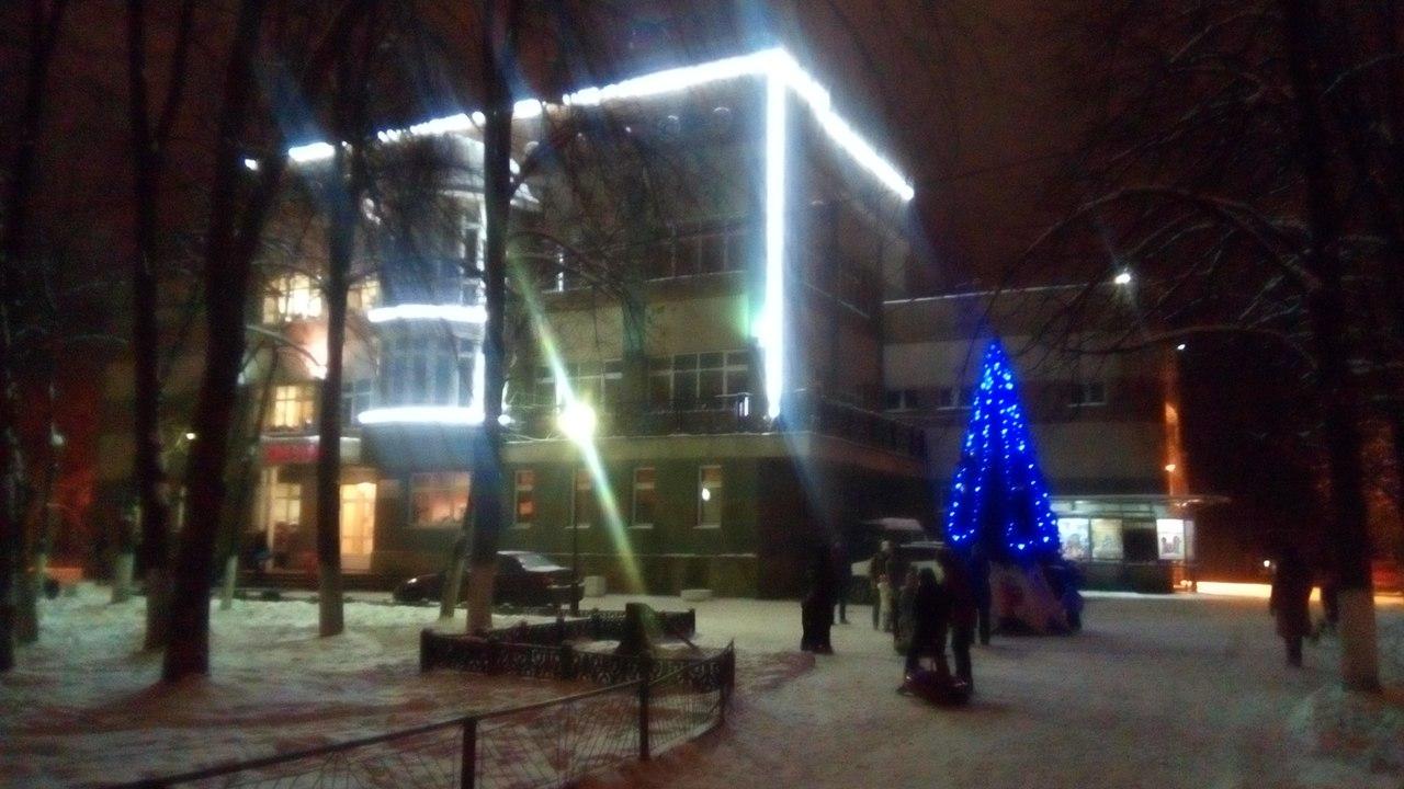 Программа Новогодней ночи 2018 на Советской площади