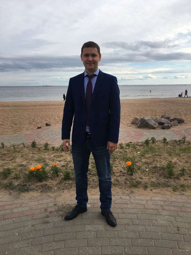 Aleksandr Davydov, Saint Petersburg - photo №3