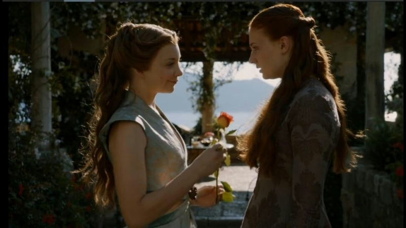 Margaery Tyrell and Sansa Stark l Game of Thrones