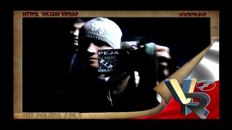 Peja ( Slums Attack ) ( ViP RaP ) SLU 3 Litery Duchowo mocny