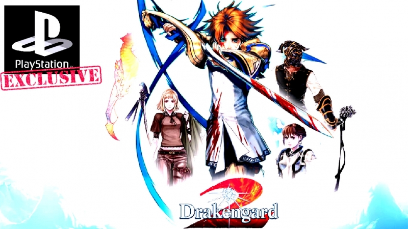 PS2Exclusive. - Drakengard 2...........Action. Role-Playing [PCSX2 1.5.0 DX-11]Fps.50HD.720.p