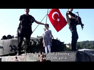 EKrem - My Beloved Turkey (Sevgili Türkiyem)