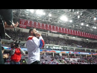 L' ONE перед матчем Россия - Канада
