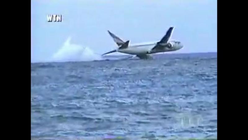 Катастрофа самолета Boeing 767 возле Коморских островов