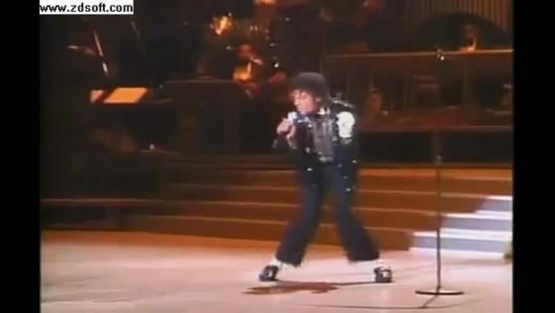 Michael Jackson - Billie Jine 1983 первая лунная походка