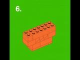 LEGO - Как Построить Тыкву #Halloween