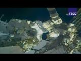 Первый выход в космос в новом году