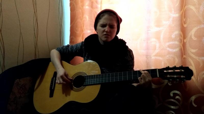 Анастасия Вишнякова(Cherry)- Заметался пожар голубой(слова - С.А.Есенин)