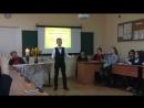 Лев Моисеев. 6-А_Победа на конкурсе чтецов