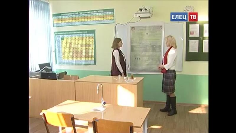 Ульяна Степанищева из лицея № 5 стала призером Всероссийского конкурса научных работ школьников по химии