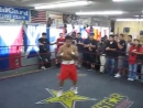Manny Pacman Pacquiao shows Amazing Speed Shadow Boxing at WildCard Gym (1)