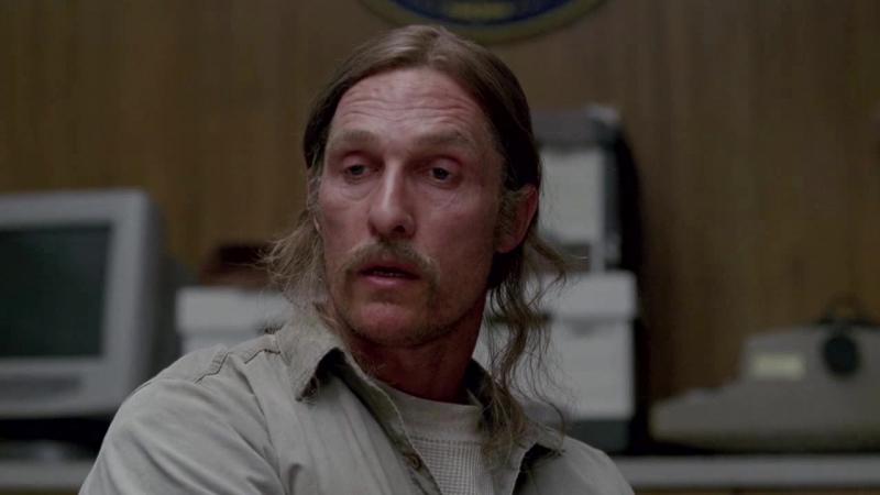 Я знаю кто я, Раст Коул. True detective, настоящий детектив, философия